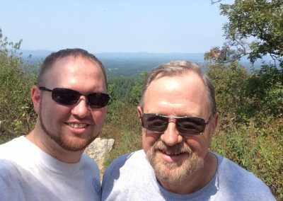 Jack and Jon - Mena, Arkansas