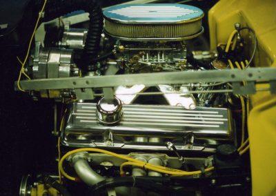 36 sedan engine