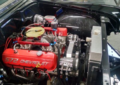 1956 Cadillac with a 572 Big Block Chevy