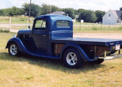 Alan P 1937 Ford Pickup (8)