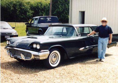 Bobby D 1959 Ford Thunderbird (1)