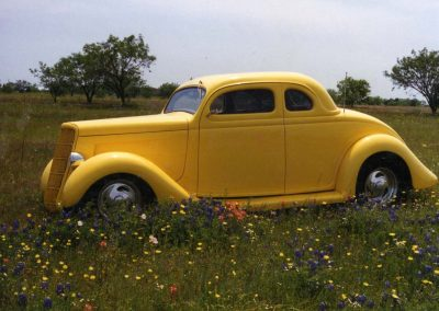 Hugh S 1935 Ford Coupe (1)