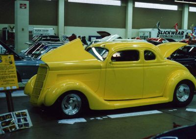 Hugh S 1935 Ford Coupe (11)