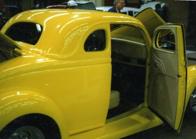 Hugh S 1935 Ford Coupe (2)