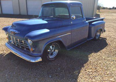 John W 1955 Chevy Pickup (4)