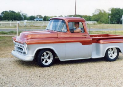 Jon E 1957 Chevy Pickup (4)
