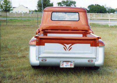 Jon E 1957 Chevy Pickup (6)