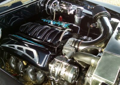 1951 Mercury with a 6.2 Small Block LS3