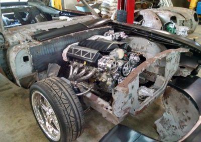 LS3 in 69 Camaro