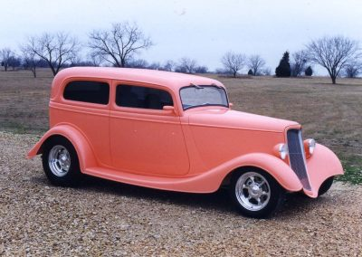 Robertson 1934 Ford Sedan (1)