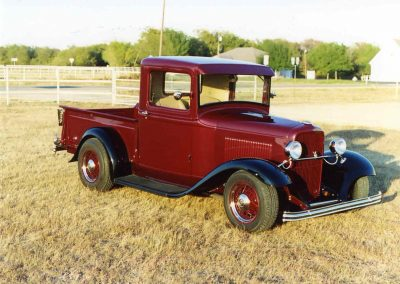 Ron B 1932 Ford Pickup (8)