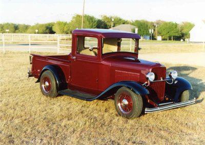 Ron B 1932 Ford Pickup (8)