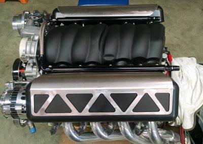 6.2 Small Block LS3 Customized