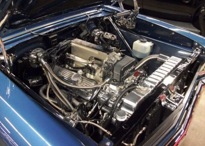 Chevy II with Ramjet Fuel Injection
