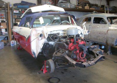 Bill P 1955 Ford Crown Victoria (9)
