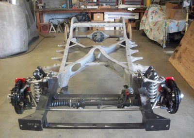 Bill P 1956 Caddy Chassis (1)
