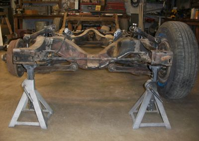 Bill P 1956 Caddy Chassis (11)