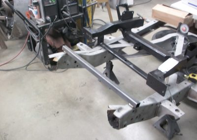 Bill P 1956 Caddy Chassis (16)