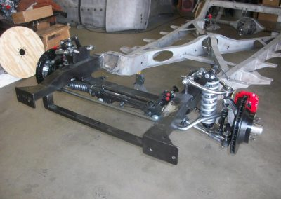 Bill P 1956 Caddy Chassis (17)