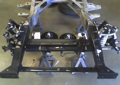 Bill P 1956 Caddy Chassis (3)