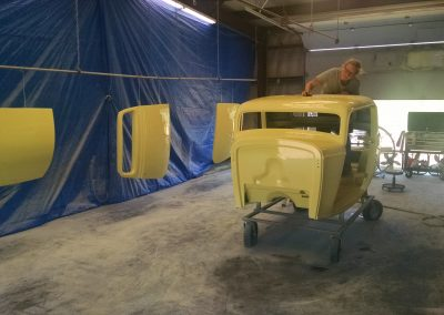 Mike M 1932 Ford 3 Window Coupe (169)