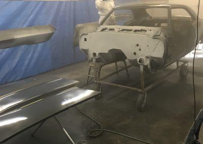 Robert S 1969 Chevy Camaro (454)