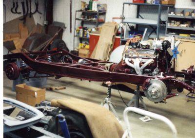 Ron B 1932 Ford Pickup (6)
