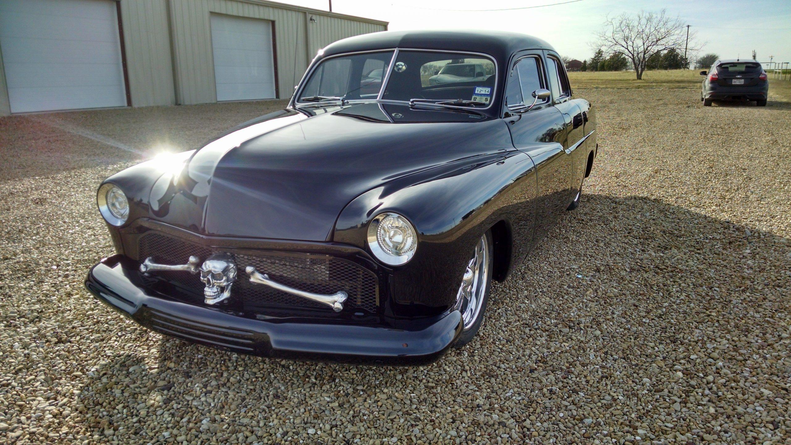 1951 Mercury Sedan Custom Paint and Body