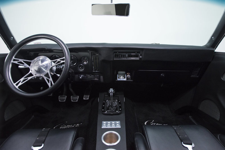 1969 Camaro with Upgraded Electrical System